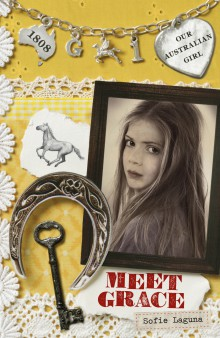 Our Australian Girl: Meet Grace